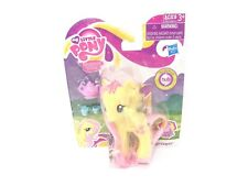 Hasbro My Little Pony Crystal Empire Hub FLUTTERSHY 4 Inch Action Figure ~ NEW