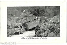 Pass of Killiecrankie, Pitlochry, Perthshire, Scotland vintage Postcard