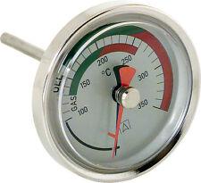 Rauchgas Thermometer Rauchgastemperatur Controler RTC 100 Fühlerlänge 100 mm