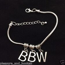 Sexy BBW Anklet Big Beautiful Women Hotwife Swinger Lifestyle Queen Jewelry