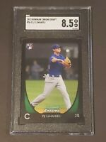 2011 Bowman Chrome D.J. DJ Lemahieu SGC 8.5 Tough to Grade