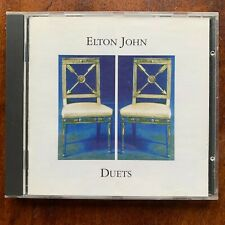 Elton John Duets CD Rock Pop Album