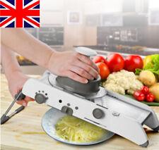 18 in 1 Stainless Steel Kitchen Vegetable Fruit Cutter Slicer Adjustable Blades