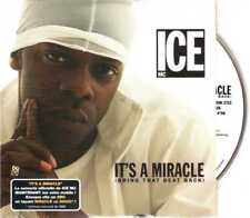 Ice MC - It's A Miracle (Bring That Beat Back) - CDS - 2004 - Eurohouse 5TR Card