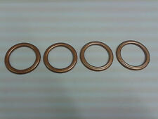 Triumph Trophy 1200 (Carb) - Exhaust Port Header Seal Gasket Seal (Qty 4)