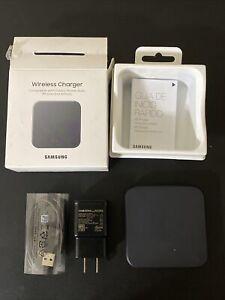 Samsung Wireless Charger P1300 Wireless Qi Charging Mat - Black