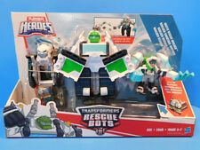 Playskool Heroes Transformers Rescue Bots Arctic Rescue Boulder  New!
