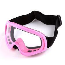 NEW Motocross Motorcross MX BMX ATV Dirt Bike Snow Goggles Pink Color