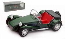 1/43 Spark S2222 Lotus Seven S2 Green 1960