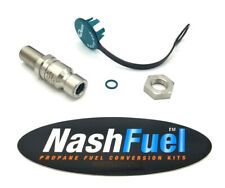 """WEH CNG QUICK CONNECT FUEL FILL NOZZLE NGV1 FILTER 3600PSI 3/8"""" O-RING FACE SEAL"""