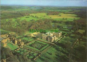 Hertfordshire Postcard - Aerial View of Hatfield House, Hatfield   RR10848