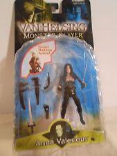Van Helsing monster slayer ~ ANNA VALERIOUS ~ NEW ~ MOC