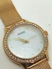 Ladies Guess Chelsea Watch W0647L2 USED   (186D)
