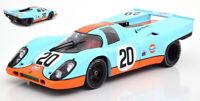 Model Car Scale 1:18 CMR Classic Model Replicars Porsche 917K Gulf N.20