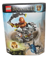 BRAND NEW RARE RETIRED DISCONTINUED LEGO BIONICLE POHATU MASTER OF STONE 70785