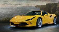 Looksmart 1:43 Ferrari F8 Spider - Giallo Modena DS 4305