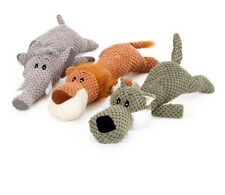 Dog Chew Toy Funny Soft Animals Elephant Lion Pet Chewing Toy