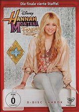 Hannah Montana Forever - die komplette 4. Staffel (DVD) (2011)