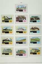 Nevis & St. Kitts 1980 - 1985 Komplette Sammlungen Postfrisch Collection MNH