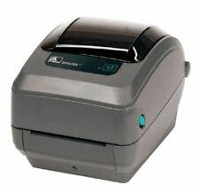 Etikettendrucker ZEBRA GX430T USB SER WLAN Display