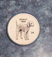 Humpty Dumpty Potato Chips Dogs # 34 Bedlington Terrier