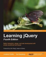 Learning JQuery by Jonathan Chaffer, Alex Libby and Karl Swedberg (2013,...