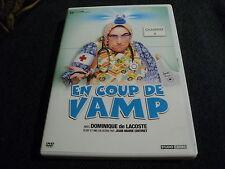 """DVD """"EN COUP DE VAMP"""" Dominique LACOSTE / spectacle"""