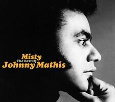 JOHNNY MATHIS - MISTY: THE BEST OF JOHNNY MATHIS 2 CD NEUF