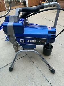 Graco Classic 390 Pc paint sprayer In used Condition- 110v