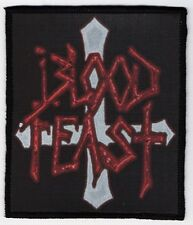 BLOOD FEAST PATCH / SPEED-THRASH-BLACK-DEATH METAL