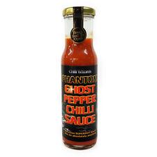 Chilli Sauce - Phantom Ghost Pepper Superhot Sauce - NEW Large 250ml