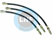 CHEVY IMPALA SUPER SPORT SS BRAKE HOSE FRONT REAR SET 61 62 63 64 1961 1962 1963