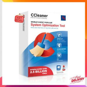 ✅CCleaner Professional 2020 Full Version Life Time✅