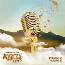 KBCO Studio C 29 Sold Out! Only 30,000 Made! Factory Sealed