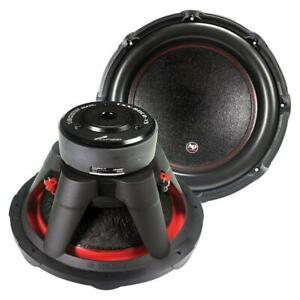 """Audiopipe TXXBDC215 15"""" Woofer 1800W Max 4 Ohm DVC"""