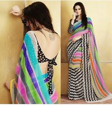 Veeraa Bollywood Saree Exclusive Beautiful Designer Indian Partywear sari 173