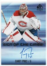 2015-16 SP Authentic Sign of the Times On Card Auto Pick Any Complete Your Set
