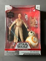 Disney Star Wars Force Awakens Elite Series Jedi Rey & BB-8 Lightsaber Die Cast