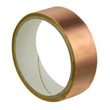 Kupferband Schneckenband Abwehrband Abschmirband selbstklebend 30 mm x 5 m