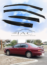 For Infiniti I30 Nissan Cefiro 94-98 A32 Window Visor Sun Rain Guard Door Visor