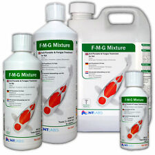 NT LABS KOI CARE FMG MIXTURE GARDEN FISH POND TREATMENT ANTI PARASITE AND FUNGUS
