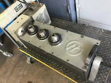 Haas 4th 5th Axis Cnc Rotary 5c Sigma Direct To Machine T5c3 3 Station