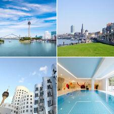 3 Tage Düsseldorf Wochenende Städtereise 4★ Mercure Hotel Wellness Kurzurlaub