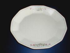 Sebring Pottery Company #SEB105 Wreath Roses Platter