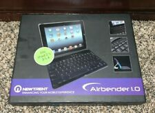 Airbender NewTrent 1.0 Wireless Keyboard Case for iPad 2/3/4 **NEW