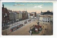 DANZIG , KOHLENMARKT , GDANSK  1918 / Q