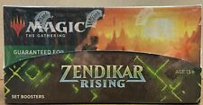 Magic The Gathering Zendikar Rising Set Caja de refuerzo en Stock Envío gratis de prioridad