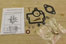 "Carbueator repair kit for Cub with IHC Carb H & HV & Series 1"" Up-Draft"
