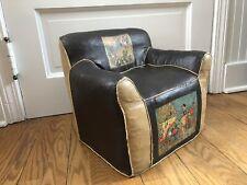 RARE Sweet Snow White & 7 Dwarfs Walt Disney Vintage Antique Chair by Teenie Tot