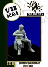 Djiti's production 35038 generic Soldier #2 lunch TIME 1:35